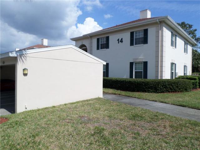 10353 Carrollwood Lane #148, Tampa, FL 33618 (MLS #H2400055) :: Revolution Real Estate