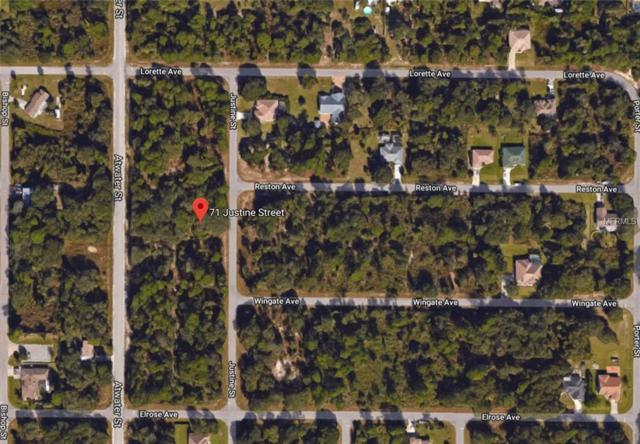 71 Justine Street, Port Charlotte, FL 33954 (MLS #H2400568) :: The Duncan Duo Team
