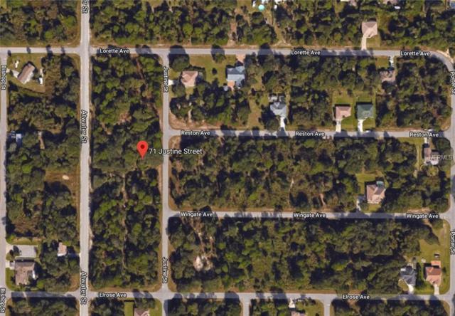 71 Justine Street, Port Charlotte, FL 33954 (MLS #H2400568) :: The Lockhart Team