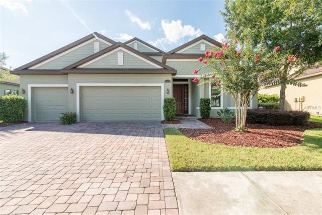 3313 Majestic View Dr, Lutz, FL 33558 (MLS #H2400653) :: Gate Arty & the Group - Keller Williams Realty