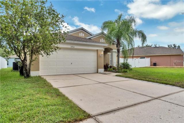 5921 Count Turf Lane, Wesley Chapel, FL 33544 (MLS #H2400856) :: Cartwright Realty