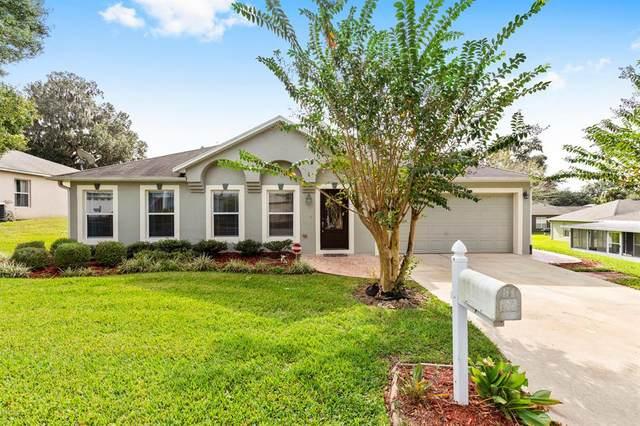 2620 SW 20th Circle, Ocala, FL 34471 (MLS #J566268) :: The Dora Campbell Team