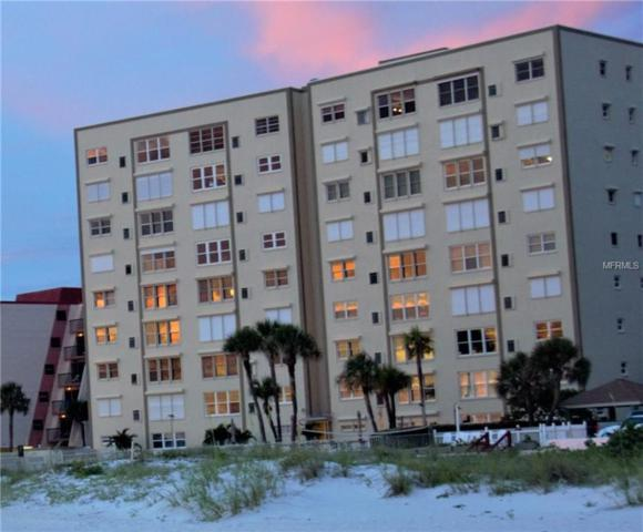 5000 Gulf Boulevard #903, St Pete Beach, FL 33706 (MLS #J801536) :: Chenault Group