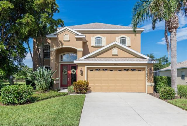 3618 Summerwind Circle, Bradenton, FL 34209 (MLS #J900197) :: Medway Realty