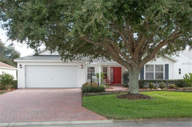 8729 SE 168TH KITTREDGE Loop, The Villages, FL 32162 (MLS #J902407) :: Realty Executives in The Villages