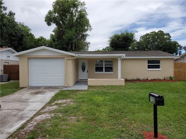 7130 Ivanhoe Drive, Port Richey, FL 34668 (MLS #J906298) :: Team Bohannon Keller Williams, Tampa Properties
