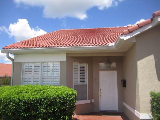 1724 Saint Tropez Court, Kissimmee, FL 34744 (MLS #J907930) :: Team Borham at Keller Williams Realty