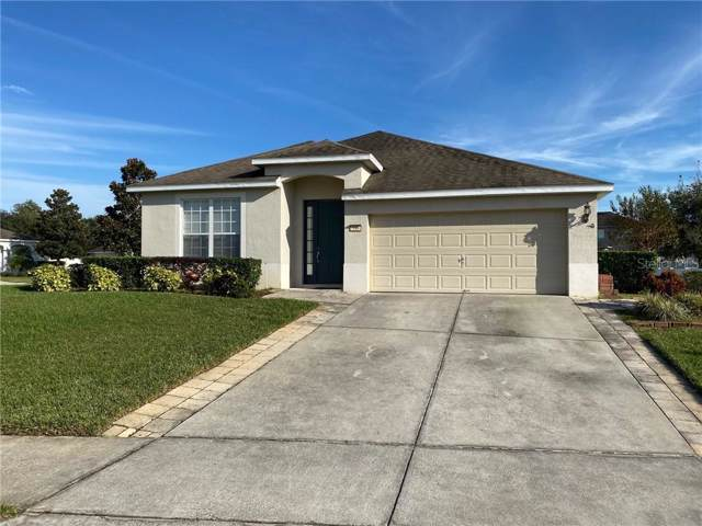 599 Hernando Place, Clermont, FL 34715 (MLS #J910977) :: Team Bohannon Keller Williams, Tampa Properties