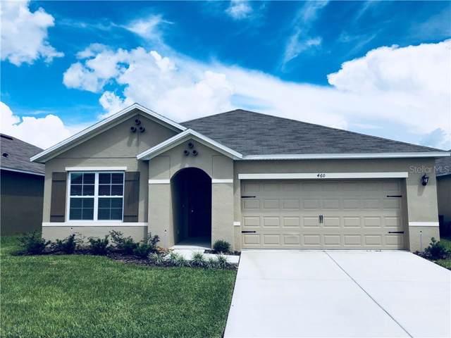 460 Aberdeen Drive, Davenport, FL 33896 (MLS #J911035) :: Team Bohannon Keller Williams, Tampa Properties