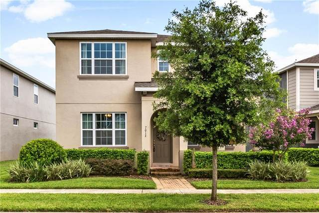 7012 Brown Pelican Court, Winter Garden, FL 34787 (MLS #J916440) :: New Home Partners