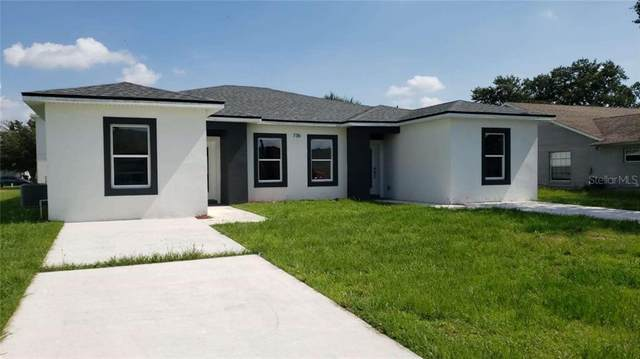 733 Lucaya Drive, Kissimmee, FL 34758 (MLS #J917141) :: Griffin Group