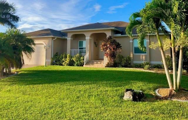 711 Deauville Drive, Punta Gorda, FL 33950 (MLS #J917192) :: Bustamante Real Estate