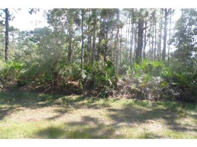 114 Ixora Drive, Indian Lake Estates, FL 33855 (MLS #K4700140) :: The Duncan Duo Team