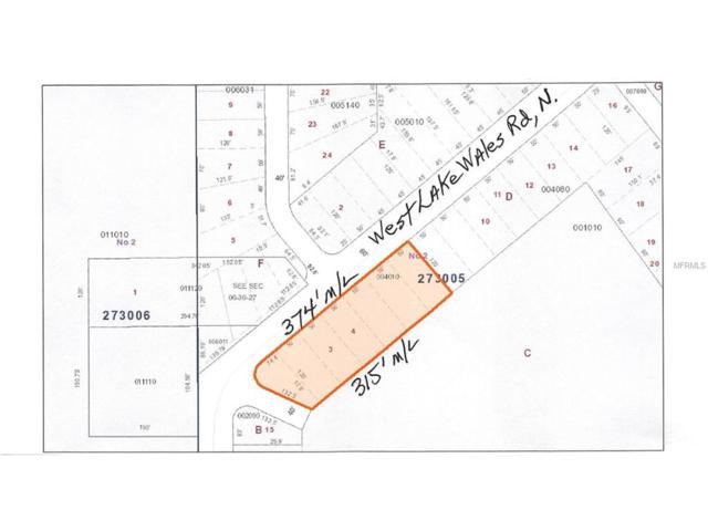 West Lake Wales Rd. N, Lake Wales, FL 33859 (MLS #K4701002) :: Zarghami Group