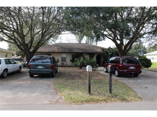 516 Palmetto Avenue, Frostproof, FL 33843 (MLS #K4701359) :: Griffin Group