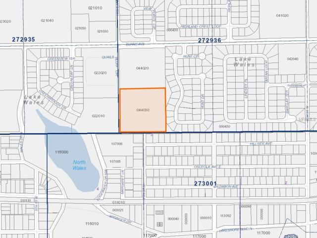 7TH Street N, Lake Wales, FL 33853 (MLS #K4900018) :: The Duncan Duo Team