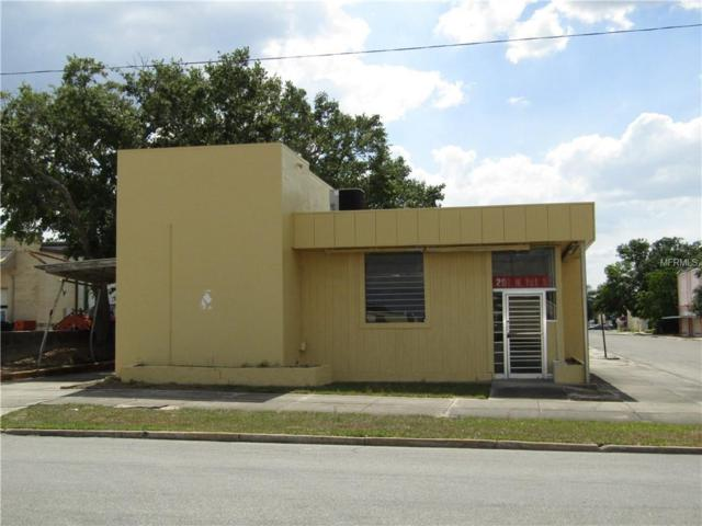201 N 1ST Street, Lake Wales, FL 33853 (MLS #K4900037) :: The Duncan Duo Team
