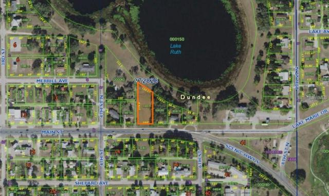 Main Street, Dundee, FL 33838 (MLS #K4900119) :: Team Bohannon Keller Williams, Tampa Properties