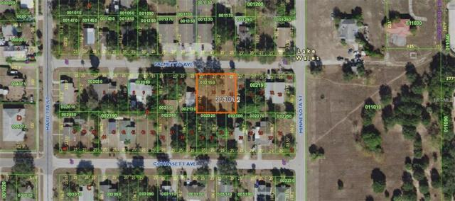Palmetto Avenue, Lake Wales, FL 33853 (MLS #K4900123) :: Griffin Group