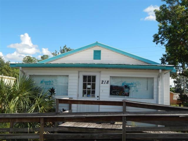 218 Domaris Avenue, Lake Wales, FL 33853 (MLS #K4900166) :: The Duncan Duo Team
