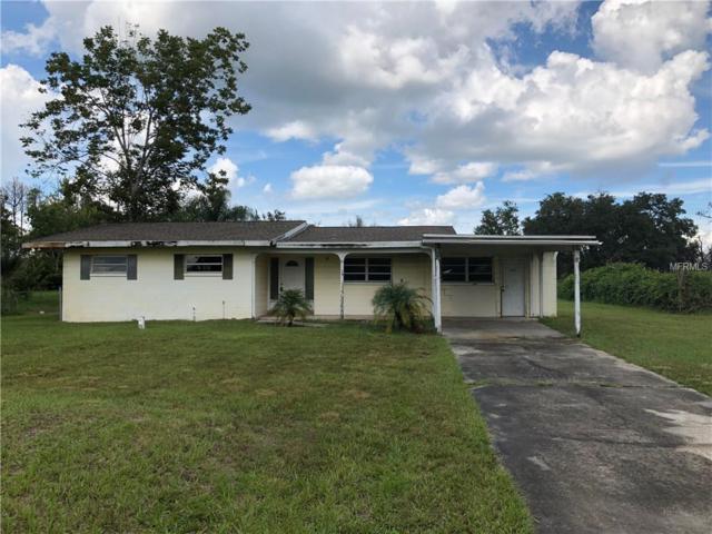 2060 Laguna Drive, Indian Lake Estates, FL 33855 (MLS #K4900203) :: Team Pepka