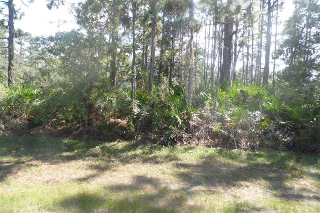 1115 Calliandra Drive, Indian Lake Estates, FL 33855 (MLS #K4900238) :: The Duncan Duo Team