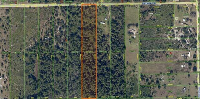 1896 Fazzini Drive, Frostproof, FL 33843 (MLS #K4900280) :: Bustamante Real Estate