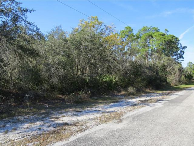 Armadillo Road, Frostproof, FL 33843 (MLS #K4900331) :: The Duncan Duo Team