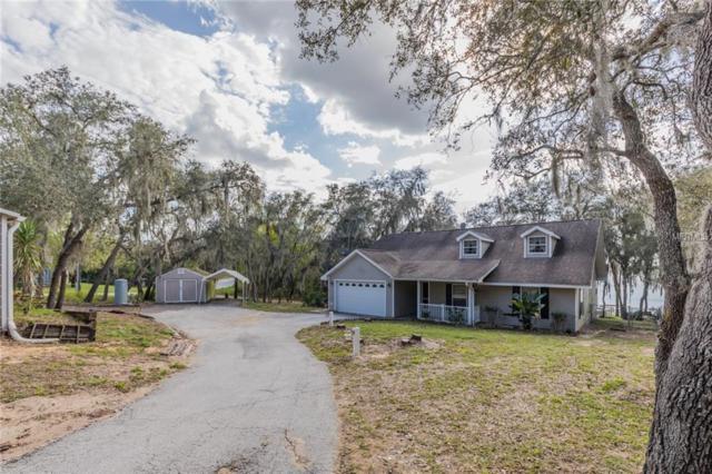 822 S Breen Road, Lake Wales, FL 33898 (MLS #K4900378) :: Delgado Home Team at Keller Williams
