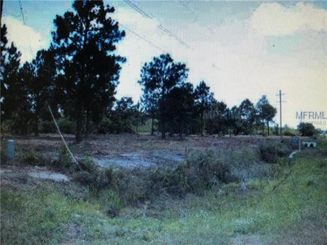 Lot 68 & 69 State Road 60 E, Lake Wales, FL 33898 (MLS #K4900447) :: CENTURY 21 OneBlue