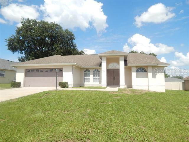 805 Hunt Drive, Lake Wales, FL 33853 (MLS #K4900513) :: Jeff Borham & Associates at Keller Williams Realty
