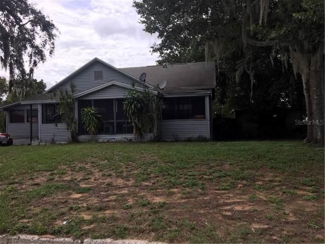 12 W 3Rd St, Frostproof, FL 33843 (MLS #K4900533) :: Team Bohannon Keller Williams, Tampa Properties