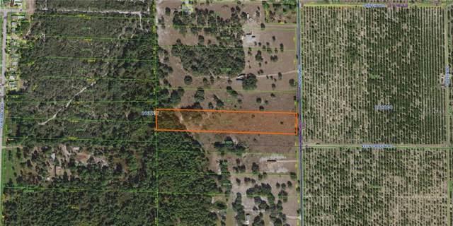 1160 Hopson Rd, Frostproof, FL 33843 (MLS #K4900535) :: Team Bohannon Keller Williams, Tampa Properties