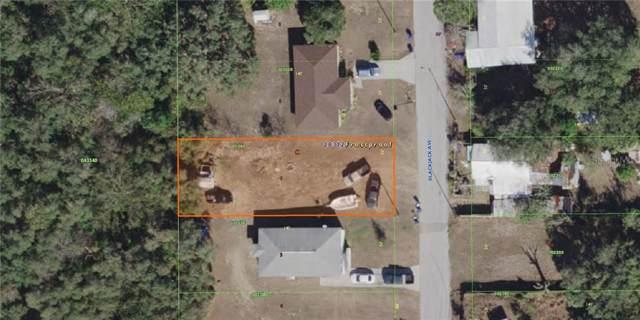 Blackjack Ave, Frostproof, FL 33843 (MLS #K4900598) :: Lovitch Realty Group, LLC