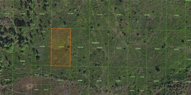 Inaccessible River Ranch Lot, Frostproof, FL 33843 (MLS #K4900602) :: Team Borham at Keller Williams Realty