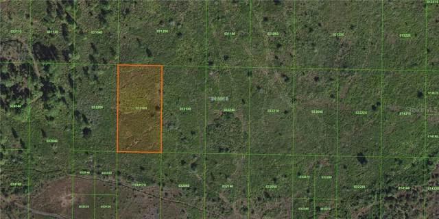 Inaccessible River Ranch Lot, Frostproof, FL 33843 (MLS #K4900602) :: Lovitch Realty Group, LLC