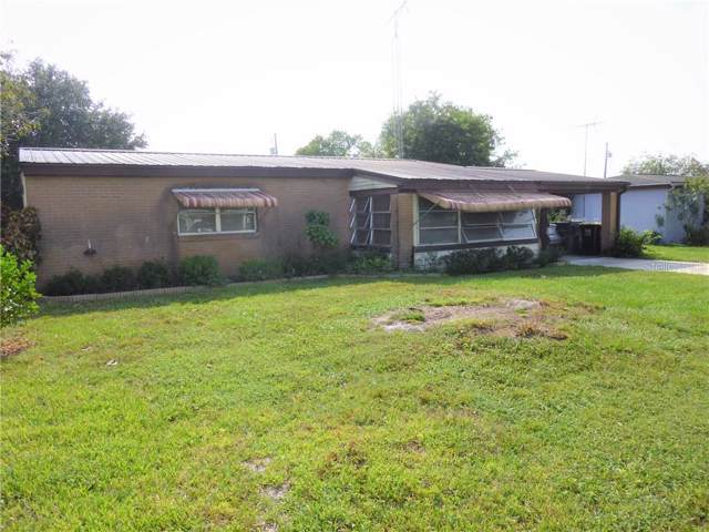 505 Thomas Avenue, Frostproof, FL 33843 (MLS #K4900603) :: Team Borham at Keller Williams Realty