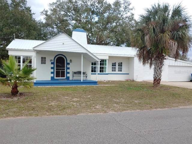 15 Lake Street, Frostproof, FL 33843 (MLS #K4900713) :: The Duncan Duo Team