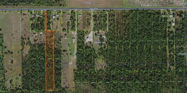 Us Hwy 98, Frostproof, FL 33843 (MLS #K4900740) :: Pristine Properties