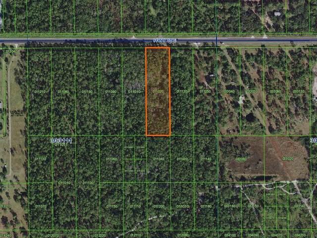 State Road 60, Frostproof, FL 33843 (MLS #K4900818) :: CENTURY 21 OneBlue
