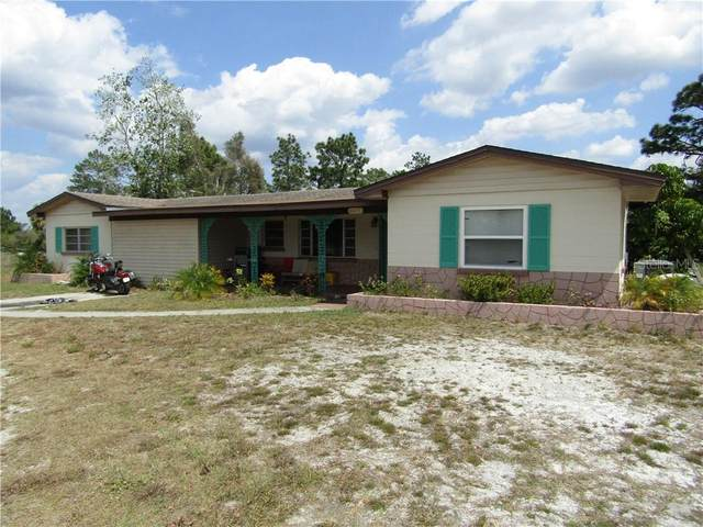 6671 Red Grange Boulevard, Indian Lake Estates, FL 33855 (MLS #K4900833) :: Lockhart & Walseth Team, Realtors