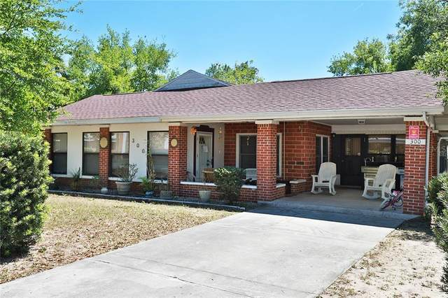 300 E Tillman Avenue, Lake Wales, FL 33853 (MLS #K4900835) :: The A Team of Charles Rutenberg Realty