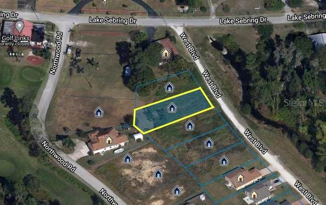 229 West Boulevard, Sebring, FL 33870 (MLS #K4901060) :: Lockhart & Walseth Team, Realtors