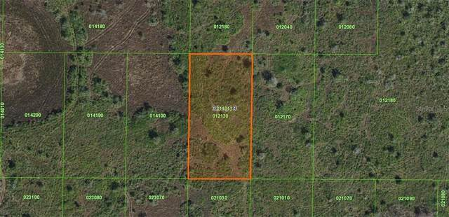 Inaccessible Tracts Of River Ranch, Frostproof, FL 33843 (MLS #K4901157) :: Baird Realty Group