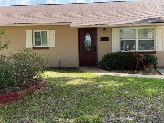 503 Fir Avenue, Frostproof, FL 33843 (MLS #K4901284) :: Everlane Realty