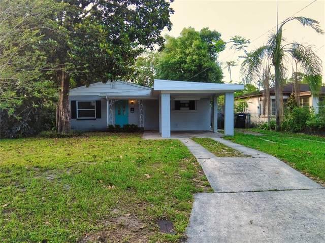 105 W Spruce Street, Orlando, FL 32804 (MLS #K4901309) :: The Kardosh Team