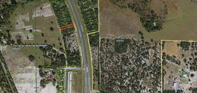 Hwy 27, Frostproof, FL 33843 (MLS #K4901313) :: Premium Properties Real Estate Services