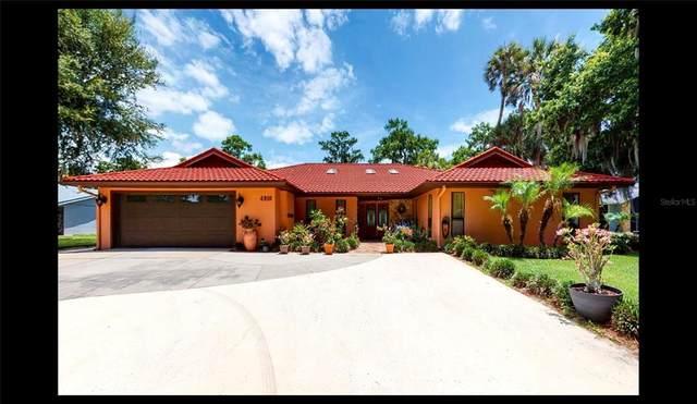 4910 Lake Pierce Drive, Lake Wales, FL 33898 (MLS #K4901333) :: Everlane Realty