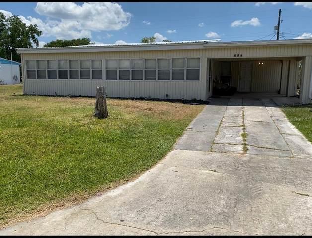 336 Walter Avenue, Frostproof, FL 33843 (MLS #K4901340) :: Everlane Realty