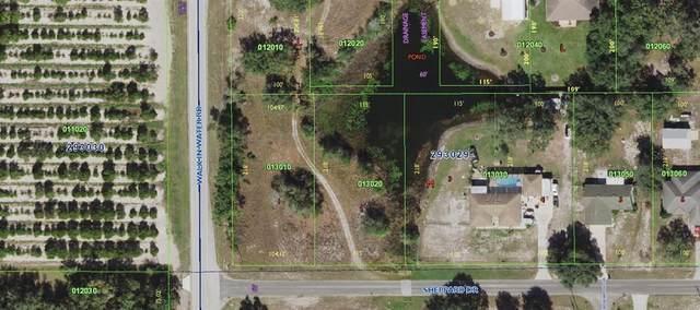 Sheppard Drive, Lake Wales, FL 33898 (MLS #K4901348) :: Premium Properties Real Estate Services